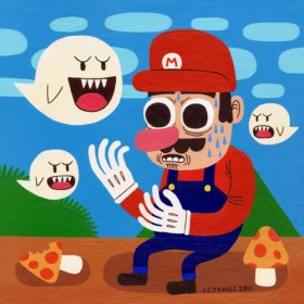 Tripping In The Mushroom Kingdom